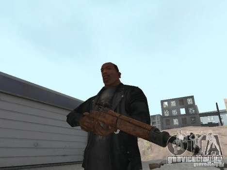 Springfield M1903 для GTA San Andreas третий скриншот