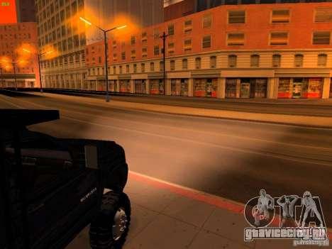 Chevrolet Silverado HD 3500 2012 для GTA San Andreas двигатель