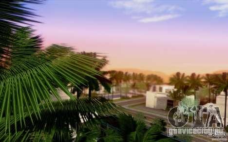 Новый Таймцикл для GTA San Andreas второй скриншот