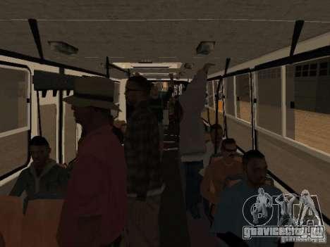 Икарус 280.46 для GTA San Andreas вид сбоку