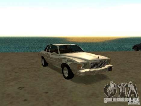 GFX Mod для GTA San Andreas третий скриншот