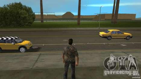 Bundeswehr Skin для GTA Vice City второй скриншот