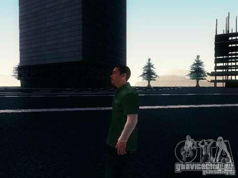Race Ped Pack для GTA San Andreas пятый скриншот