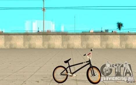 REAL Street BMX для GTA San Andreas вид слева
