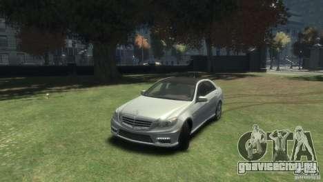 Mercedes Benz E63 AMG v2.0 для GTA 4