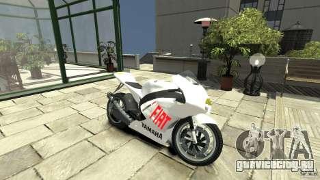 Yamaha YZR M1 MotoGP 2009 для GTA 4