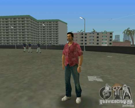 Tommy в HD качестве + новая модель для GTA Vice City пятый скриншот