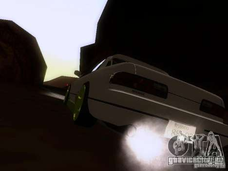 Nissan Silvia S13 Drift Style для GTA San Andreas вид слева