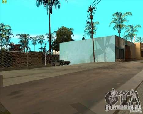 Car in Grove Street для GTA San Andreas шестой скриншот