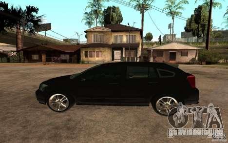 Dodge Caliber для GTA San Andreas вид слева