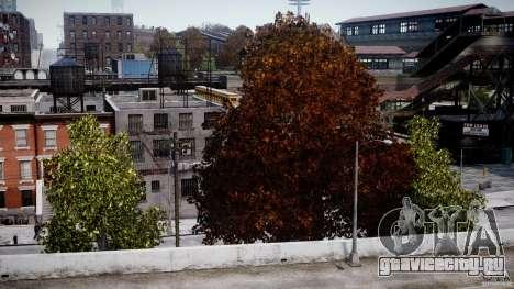 Realistic trees 1.2 для GTA 4 третий скриншот