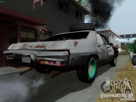 BETOASS car для GTA San Andreas вид справа