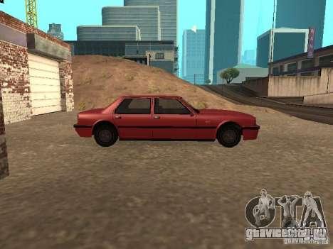 Стандартный Vincent для GTA San Andreas вид слева