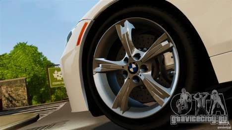 BMW Z4 sDrive 28is 2012 v2.0 для GTA 4 вид сзади слева
