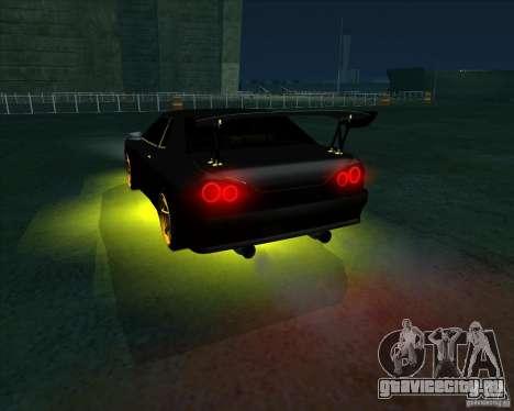 NEON mod для GTA San Andreas шестой скриншот