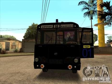 ЛиАЗ 677п для GTA San Andreas вид слева