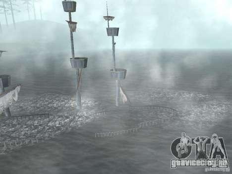 Пиратский корабль для GTA San Andreas