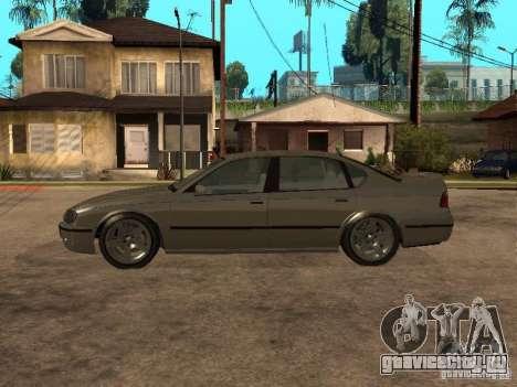 Merit из Gta 4 для GTA San Andreas вид слева
