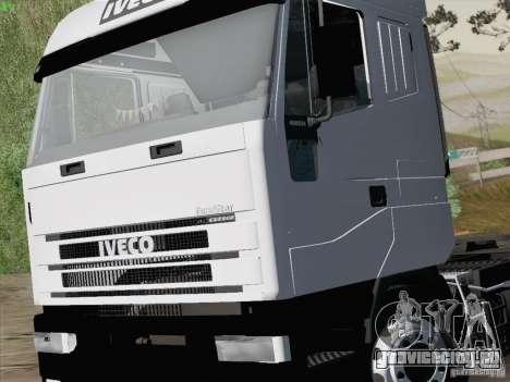 Iveco Eurostar для GTA San Andreas двигатель