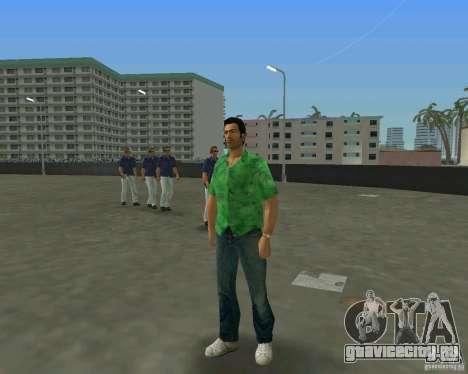 Tommy в HD качестве + новая модель для GTA Vice City четвёртый скриншот