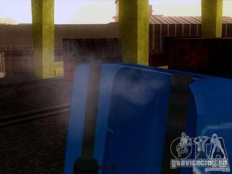 Freightliner Argosy Skin 1 для GTA San Andreas вид сзади