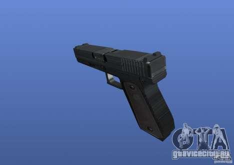 Glock для GTA 4 второй скриншот