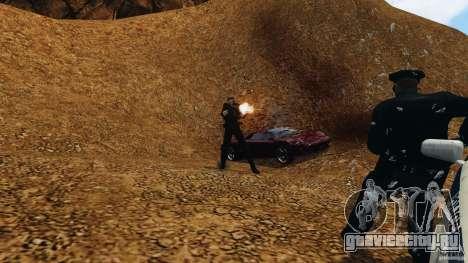 Bullet Time для GTA 4 пятый скриншот