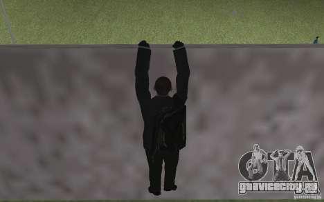 Анимации из GTA IV v2.0 для GTA San Andreas двенадцатый скриншот