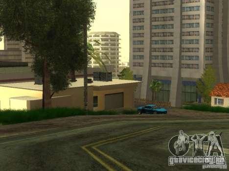 Дорогие тачки в элитном районе Лос-Сантоса для GTA San Andreas