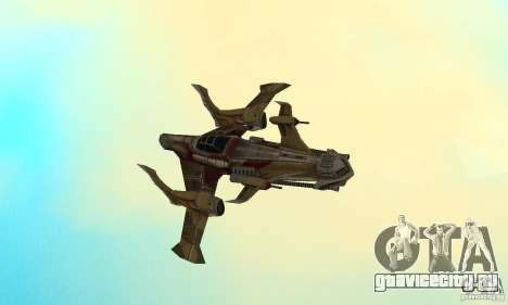 Hydra TimeShift Skin 1 для GTA San Andreas