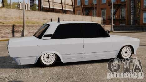 ВАЗ-2107 Mansory для GTA 4