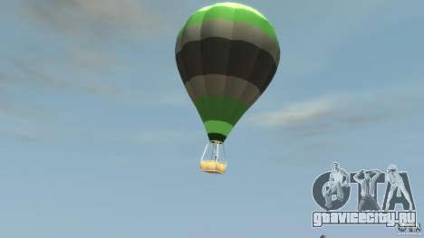 Balloon Tours option 3 для GTA 4 вид слева