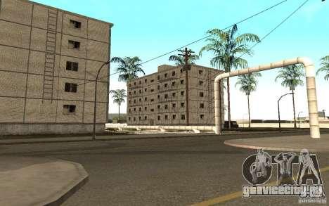 Маленький русский городок на Грув Стрит для GTA San Andreas пятый скриншот