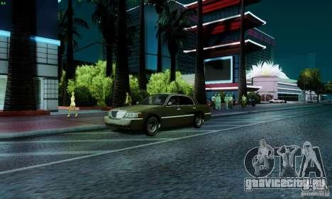 Marty McFly ENB 2.0 California Sun для GTA San Andreas шестой скриншот
