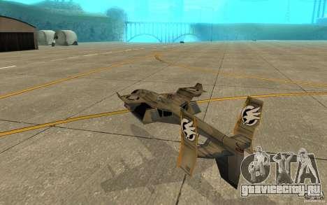 Косатка air Command & Conquer 3 для GTA San Andreas вид справа