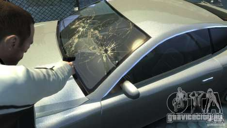 New Glass Effects для GTA 4