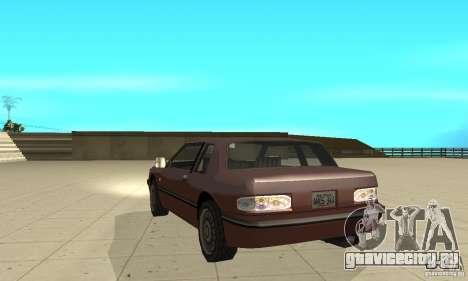 New lights and crash для GTA San Andreas пятый скриншот