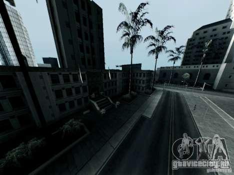 Setan ENBSeries для GTA San Andreas восьмой скриншот