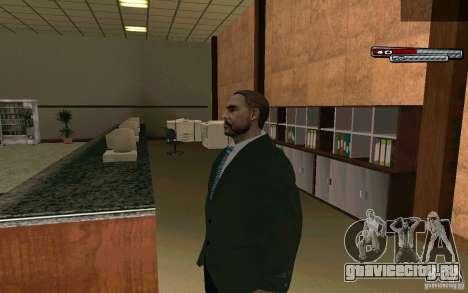 Mayor HD для GTA San Andreas второй скриншот