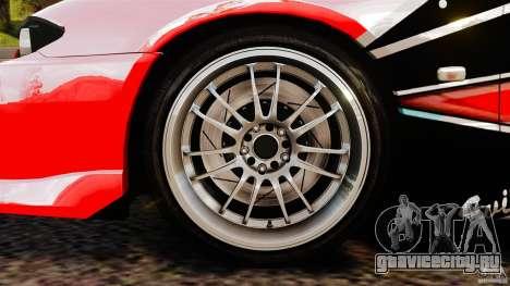 Nissan Silvia S15 Evil Empire для GTA 4 вид изнутри