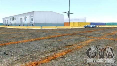 Blur Port Drift для GTA 4