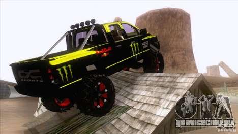 Dodge Ram 4x4 для GTA San Andreas
