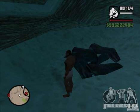 Ковбойская дуэль для GTA San Andreas шестой скриншот