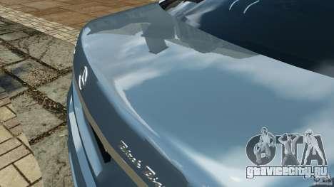 Mercedes-Benz S W221 Wald Black Bison Edition для GTA 4