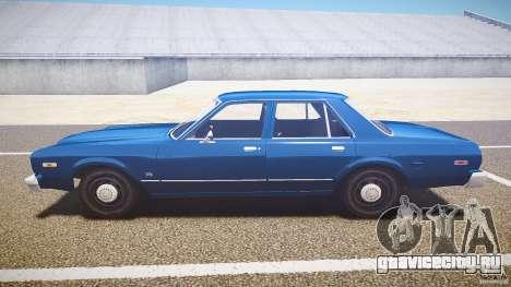 Dodge Aspen v1.1 1979 для GTA 4 вид слева