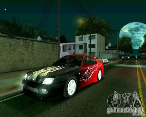 Honda Prelude с тюнингом для GTA San Andreas