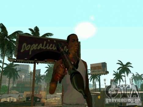 RPG из BF2 для GTA San Andreas третий скриншот