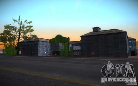 San Fierro Re-Textured для GTA San Andreas девятый скриншот