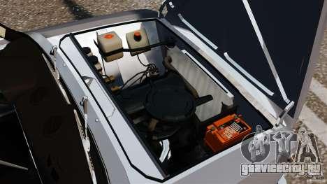 ВАЗ-2101 Stock для GTA 4 вид сбоку
