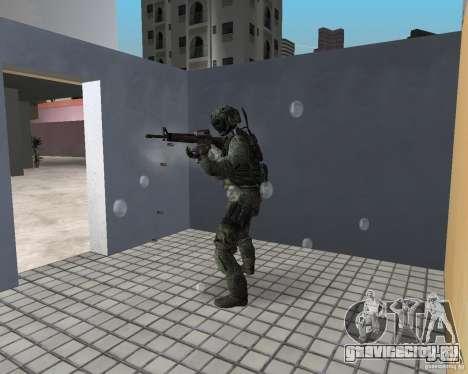 Фрост из CoD MW3 для GTA Vice City четвёртый скриншот